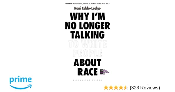 Why I'm No Longer Talking to White People About Race: The Sunday