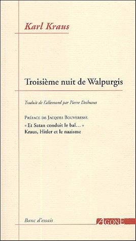 Troisième nuit de Walpurgis