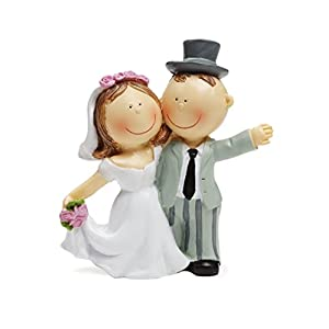 Hochzeitsfiguren torte porzellan
