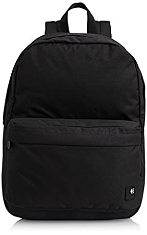 Etnies Unisex-Adult Entry Backpack Black