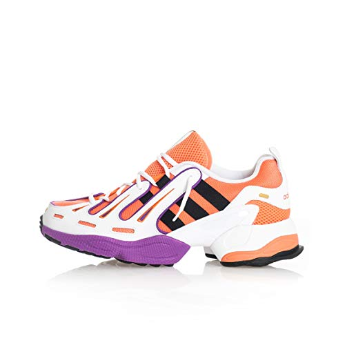 adidas Sneakers Uomo EQT Gazelle EE7743 (44 2-3 - SEMI Coral-CORE Black-Active Purple) -