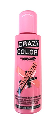 Crazy Color by Renbow 70 Peachy Coral 100ml