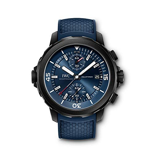 IWC Aquatimer Chronograph Flyback Limited Edition Laureus Sport for Good