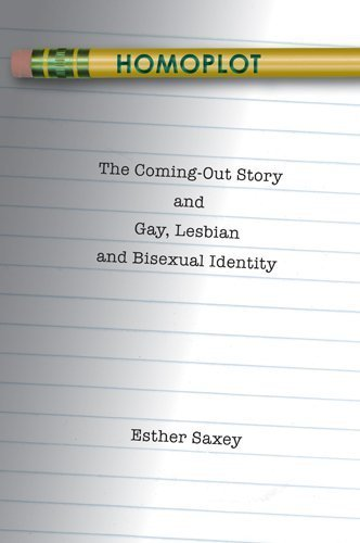 Homoplot: The Coming-Out Story and Gay, Lesbian and Bisexual Identity (Gender, Sexuality, and Culture) by Esther Saxey (2008-01-07)