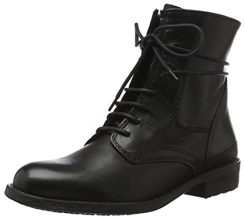 Tamaris 25111, Stivaletti Donna Nero (BLACK LEATHER 003)