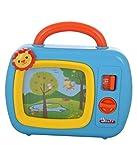WonderKart Kids Musical TV - Learning Toy for Kids (Blue)