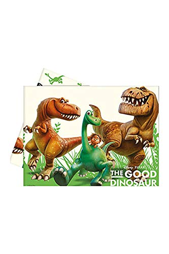 (Unique Party Supplies The Good Dinosaurier Kunststoff Tischdecke, 1,8 m x 1,2 m)