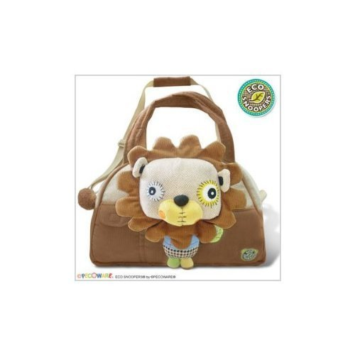 fbfd8aebc9d6 Eco Snoopers - Lion - Duffel Bag - Smog the Tog Lion by Pecoware