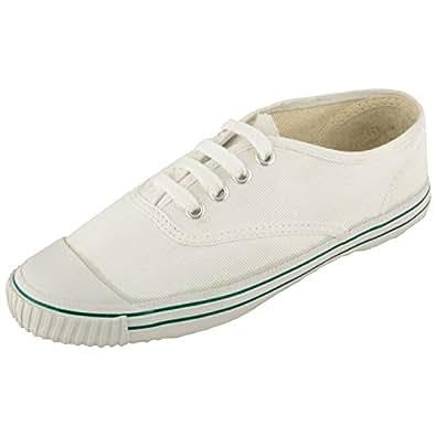 BINNY Boys' Blue Canvas Shoes (1)