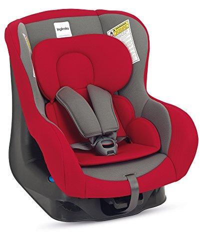 Inglesina magellano seggiolino auto, rosso (red)
