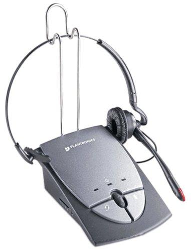 Plantronics S12Telephone Headset-Telefon -
