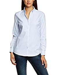 ONLY Damen Regular Fit Bluse OXFORD LS SHIRT NOOS