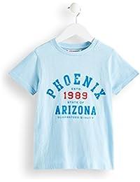 RED WAGON Jungen T-Shirt mit Retro-Print