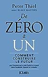 De zéro à un (Essais et documents)