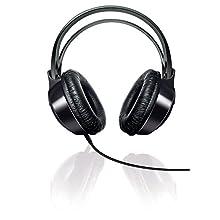 Philips SHP1900 Stereo Over-Ear Headphones, Black