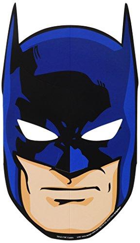 Amscan Batman Papier Masken