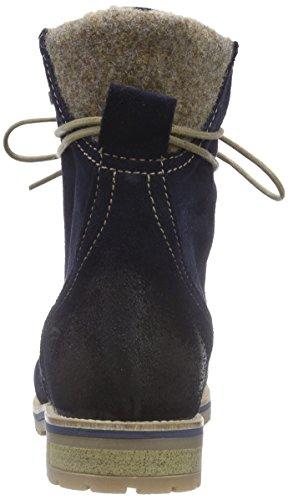 Tamaris 26243 Damen Chukka Boots Blau (Navy 805)