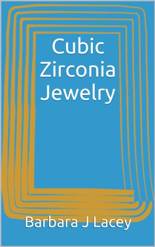 Cubic Zirconia Jewelry (English Edition)