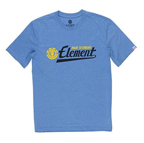 Element Herren Signature T-Shirt Niagara Heather