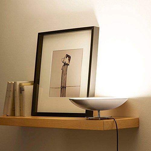 Licht-Trend Vasco LED-Deckenfluter mit Dimmer / 4000 Lumen / Alu-Matt / Tischleuchte