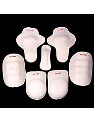 fka-02protección almohadillas 7piezas, de jugadores de rugby, superior 1pieza (ftp-02+ fkp-02+ fhp-02)