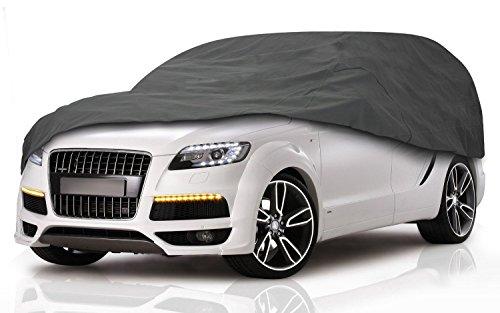 Autoplane für den Winter - perfekter Schutz vor Kälte und Dreck! (XXL ( 508x193x155 cm ))