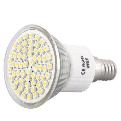 4x E14 60 Smd Led Lampe Licht Strahler Leuchte Warmwei 3000k von power online