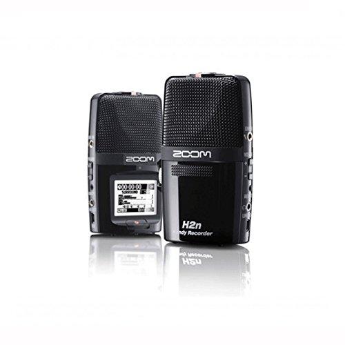 Zoom H2N Handy Digitalrecorder Zoom Lcd Flash