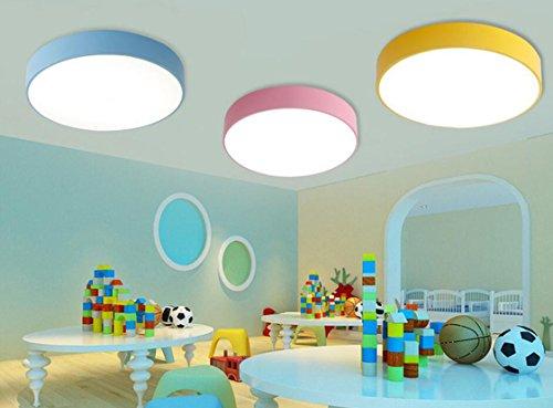 Kinderzimmerlampe rund bunt kinder babylampe decke lampen for Babylampen decke
