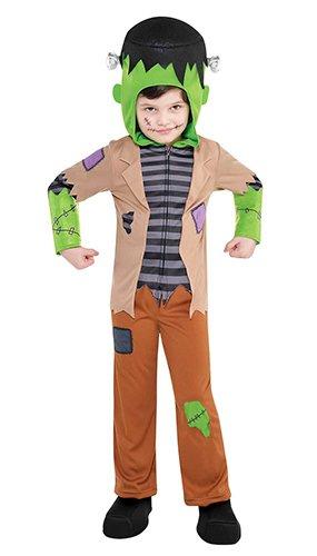Frankenstein Monster Boy Kostüm–4–6Jahre