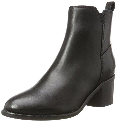 Dieci Punti Ladies Josette Boots Nero (nero)