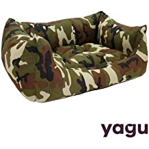 Yagu Cuna Confort Nº4 86x74 Camuflaje