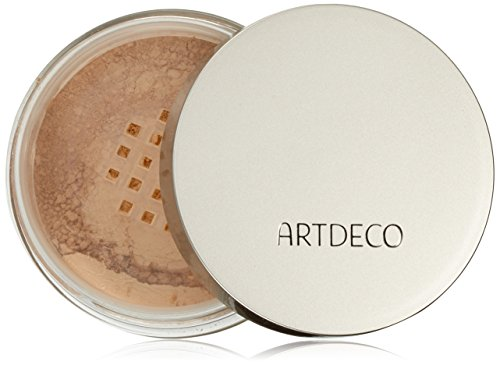Artdeco Mineral Powder Foundation Nummer 4 Light beige, 1er Pack (1 x 15 g)