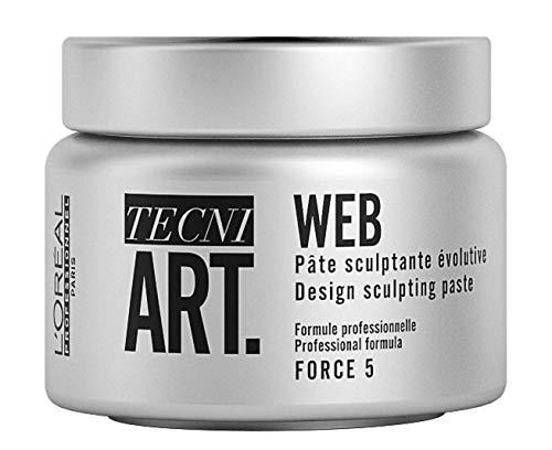 L\'Oréal Professionnel TecniART Web, 150 ml, 1er Pack, (1x 150 ml)