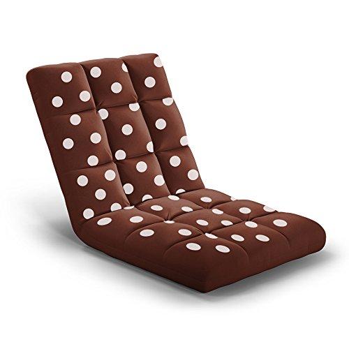 Canapé paresseux Canapé paresseux, Chaise pliante simple, chaise à lit, Chaise à baie vitrée, Chaise informatique, Canapé chaise (Couleur : # 8, taille : 80 * 40 * 11cm)
