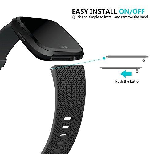 Zoom IMG-3 bepack fitbit versa cinturino accessori