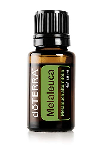 doTERRA Melaleuca 15 ml by doTERRA BEAUTY (English Manual)