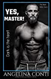 YES, MASTER!: Dark is the heart (The Black Kitten Club, Band 2)