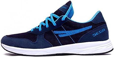 SEGA Navy Blue Marathon Running Shoes.