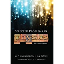 Selected Problems in Physics with Answers (Dover Books on Physics)
