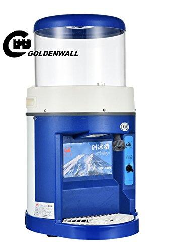 wf-a268Kommerzieller Full ICE-Automat Elektrischer Rasierapparat Ice Crusher Maschine für Shop Geschwindigkeit: 8kg/Min L: 6kg