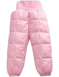 954d44f1c Amazon.co.uk  Pink - Snow Trousers   Bibs   Snow   Rainwear  Clothing