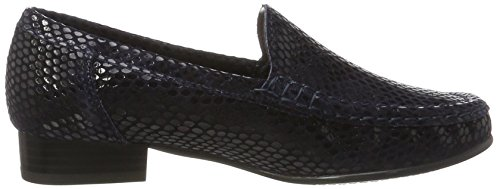 Jenny Atlanta, Mocassins (loafers) femme Blau (Blau)