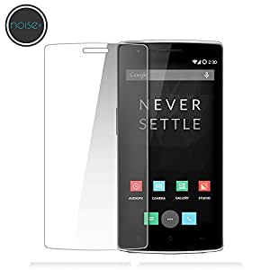 Tempered Glass Screen Scratch Protector Guard for HTC Desire 616 with Flat Edges(Clear)