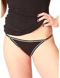GUESS-skinny, string assorti noir