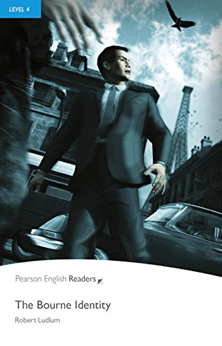 Penguin Readers 4: Bourne Identity, The Book and MP3 Pack (Pearson English Graded Readers)