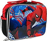 Best Ruz Lunch Boxes - Lunch Bag - Marvel - Spiderman Home Coming Review