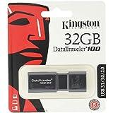 Kingston DT100G3 - Memoria USB de 32 GB