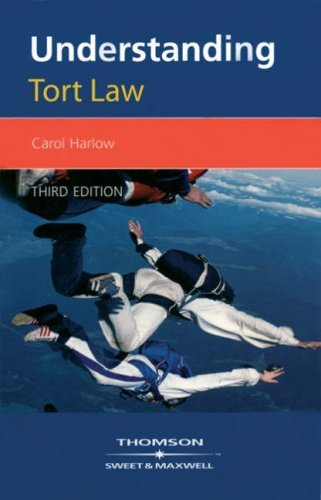 Understanding Tort Law by Carol Harlow (March 21, 2005) Paperback
