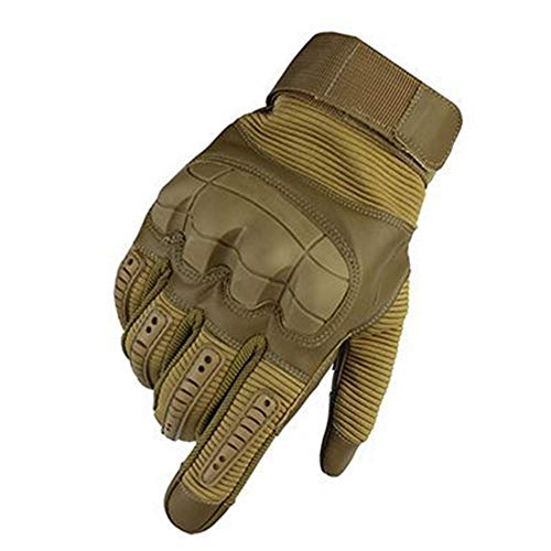 IN THE DISTANCE Tactical Glovestouch Screen Tactical Gloves Military Paintball Army Anti-Skid Gomma Knuckle Full Finger Guanti Moto Guanti, A, M